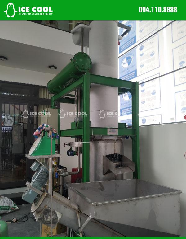 Cung cấp máy làm đá viên 3 Tấn tại Hòa Xuân, Đà Nẵng