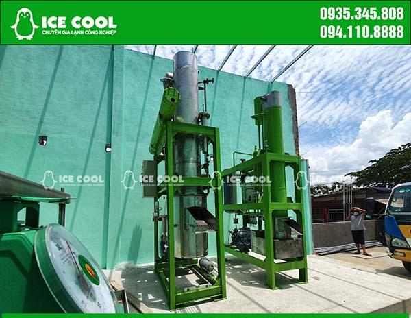 Lắp đặt máy làm đá đến Quảng Nam