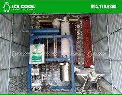 Lắp đặt máy đá viên 2 tấn Quảng Bình